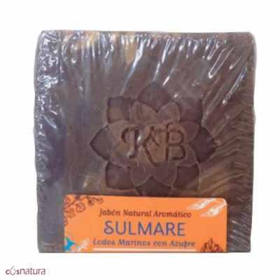 Jabón Sulmare con Lodos Marinos y Azufre