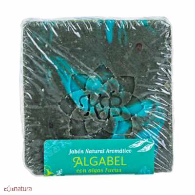 Jabón Algabel con Algas Fucus Madreselva