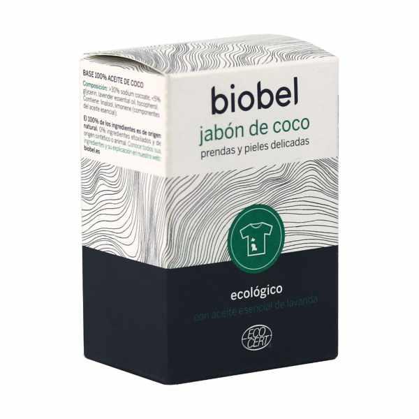 Jabón Coco Ecológico Biobel Beltran 240 g