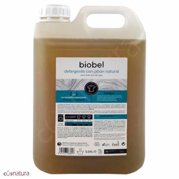 Detergente Líquido Ecológico Biobel Beltran 5 l