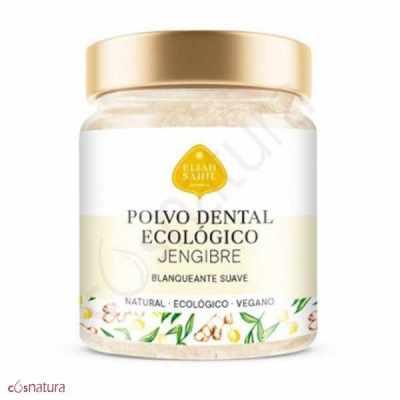 Polvo Dental Ecológico Jengibre Eliah Sahil