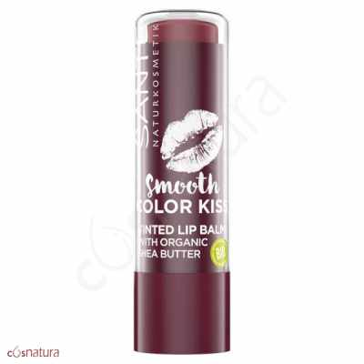 Bálsamo Labial Color Kiss 03 Soft Plum Sante