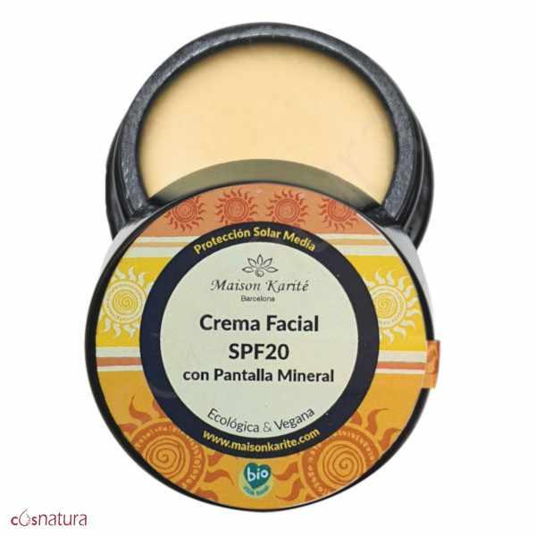 Crema Facial SPF20 Maison Karite
