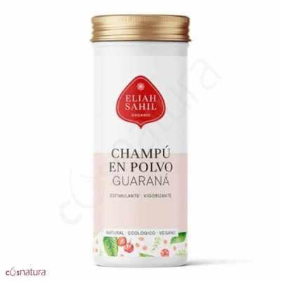 Champú en Polvo Guaraná Eliah Sahil