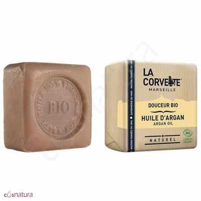 Jabón Aceite de Argán La Corvette