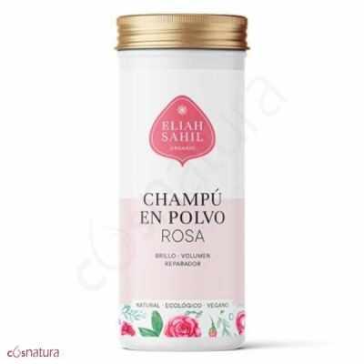 Champú en Polvo Rosa Eliah Sahil