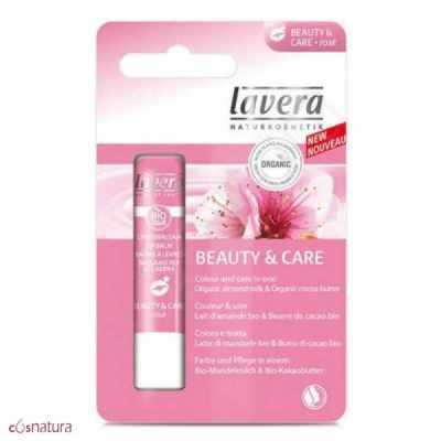 Bálsamo Labial Pearly Pink Lavera