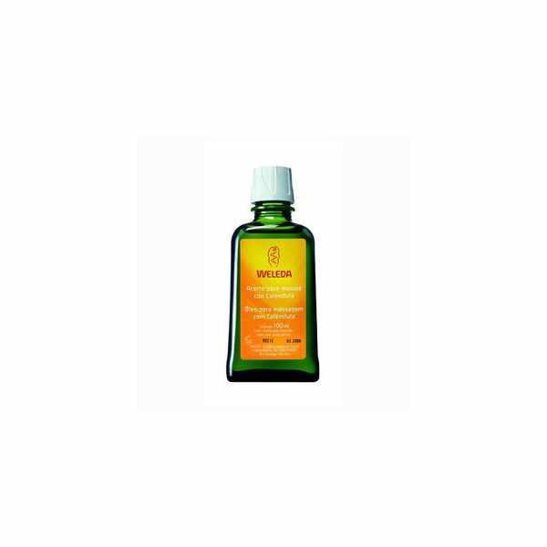 Aceite para masaje con Caléndula