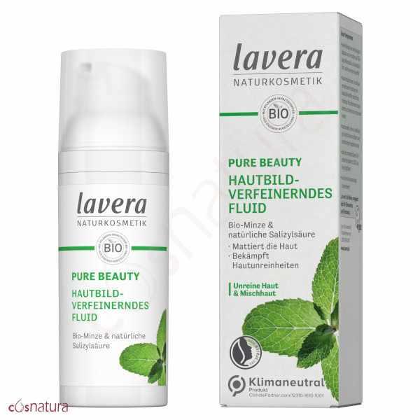 Fluido Purificante Acido Salicílico & Menta Lavera