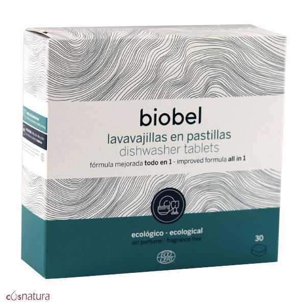 Lavavajillas en Pastilla Biobel Beltran