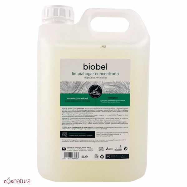 Limpia Hogar Ecológico Multiusos Biobel Beltran 5 Litros