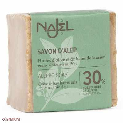 Jabón de Alepo 30% Najel