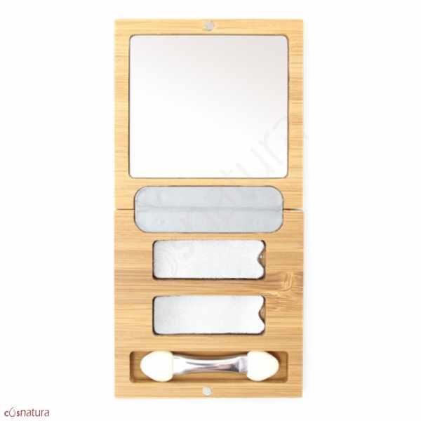 Bambú Box Dúo Vacia+Aplicador Zao