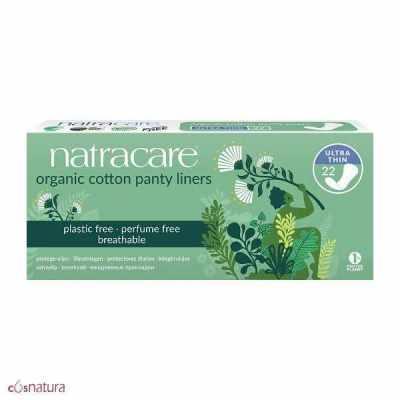 Salvaslip Ultra Fino Ecologico Natracare