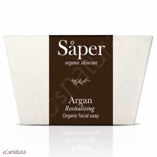 Jabón de Argán Saper